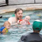Swimming LA class